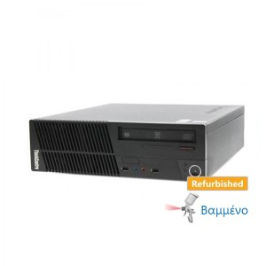 Lenovo M82 SFF i5-3470/4GB DDR3/250GB/DVD/7P Grade A Refurbished PC   Refurbished   elabstore.gr
