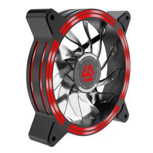 Case Cooler 12cm Red Alseye HALO 4.0 | COOLERS FOR CASES | elabstore.gr