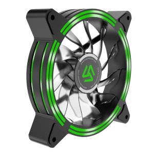 Case Cooler 12cm Green Alseye HALO 4.0 | COOLERS FOR CASES | elabstore.gr
