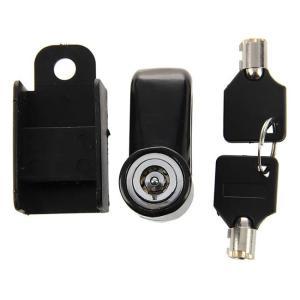 Λουκέτο δισκόφρενου CTL-0020, με 2 κλειδιά, πείρο 55mm, μαύρο   Gadgets   elabstore.gr