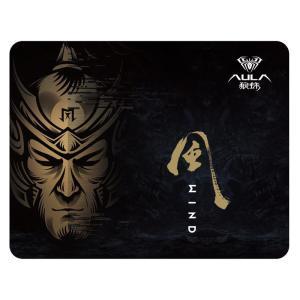AULA gaming mousepad MP-W, 30x25x0.2cm, μαύρο   Συνοδευτικά PC   elabstore.gr