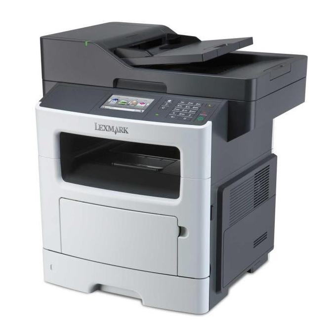 LEXMARK used MFP Printer MX511DE, Laser, Mono, με toner & drum | Εκτυπωτικά - Fax | elabstore.gr