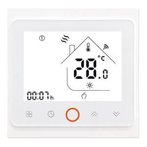 Θερμοστάτης πετρελαίου BHT-002-GB, λευκός   Εργαλεία   elabstore.gr