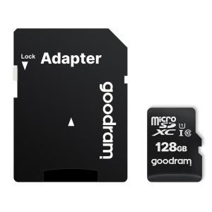 GOODRAM κάρτα μνήμης M1AA microSDΧC UHS-1, 128GB, Class 10 | Συνοδευτικά PC | elabstore.gr