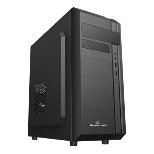 POWERTECH PC Case PT-849, 2x USB 2.0, 1x 80mm fan, με PSU 500W | PC & Αναβάθμιση | elabstore.gr