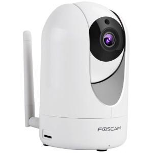 FOSCAM IP κάμερα R4M, WiFi, 2K, 4MP, dual-band, remote control, λευκή   Κλειστό Κύκλωμα CCTV   elabstore.gr