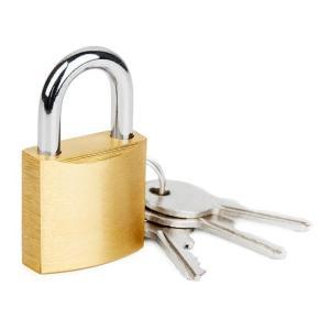 CTECH λουκέτο ασφαλείας με κλειδί CTL-0009, 25mm, μεταλλικό   Gadgets - Αξεσουάρ   elabstore.gr