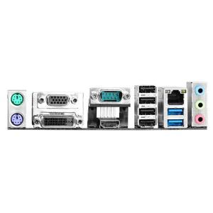 BIOSTAR μητρική H310MHG, 2x DDR4, s1151, USB 3.2, mATX   PC & Αναβάθμιση   elabstore.gr
