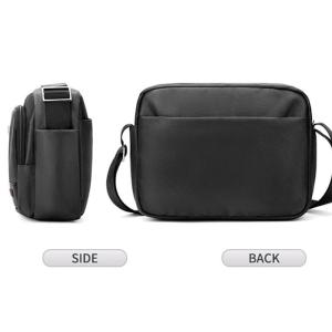 ARCTIC HUNTER τσάντα ώμου K00059-BK, με θήκη tablet, μαύρη | Οικιακές & Προσωπικές Συσκευές | elabstore.gr