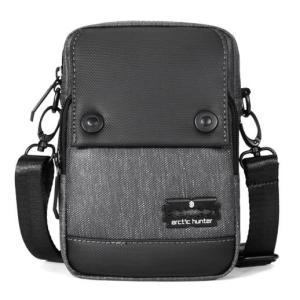 ARCTIC HUNTER τσάντα ώμου & ζώνης K00087-BK, μαύρη | Οικιακές & Προσωπικές Συσκευές | elabstore.gr