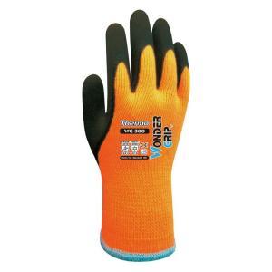 WONDER GRIP αντιολισθητικά γάντια εργασίας Thermo, 9/L, πορτοκαλί | Εργαλεία | elabstore.gr