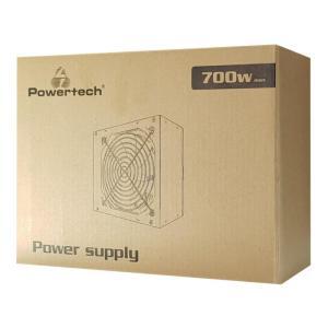 POWERTECH τροφοδοτικό για PC PT-928, 700W, Active FPC | PC & Αναβάθμιση | elabstore.gr
