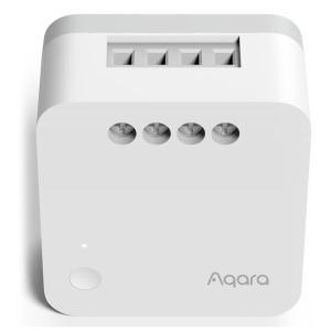 AQARA Single Switch Module T1 χωρίς ουδέτερο SSM-U02, λευκό | Εργαλεία | elabstore.gr