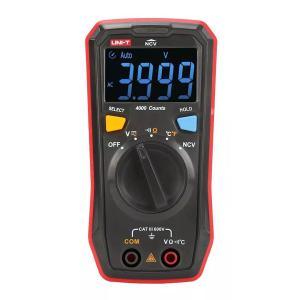 UNI-T ψηφιακό πολύμετρο τσέπης UT123T, NCV, DC/AC   Εργαλεία   elabstore.gr