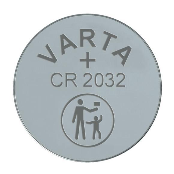 VARTA μπαταρίες λιθίου CR2032, 3V, 20τμχ | Μπαταρίες | elabstore.gr