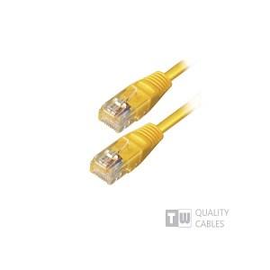 UTP CAT-5 3m YELLOW | Δικτυακά & Τηλεφωνίας | elabstore.gr