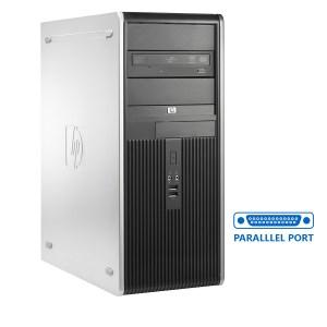 HP DC7800 Tower C2D-E8400/4GB DDR2/250GB/DVD Grade A Refurbished PC   Refurbished   elabstore.gr