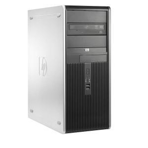 HP DC7800 Tower C2D-E8400/4GB DDR2/160GB/DVD Grade A Refurbished PC   Refurbished   elabstore.gr