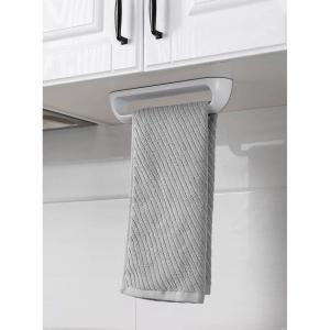 OENEN κρεμάστρα μπάνιου-κουζίνας CLN-0035, 28x6x5cm, λευκή   Οικιακές & Προσωπικές Συσκευές   elabstore.gr