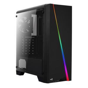 AEROCOOL PC case mid tower CYLON, 198x459x413mm, 1x fan | PC & Αναβάθμιση | elabstore.gr