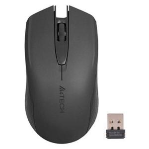 A4TECH ασύρματο ποντίκι G3-760N, 1200DPI, 3 πλήκτρα, γκρι | Συνοδευτικά PC | elabstore.gr