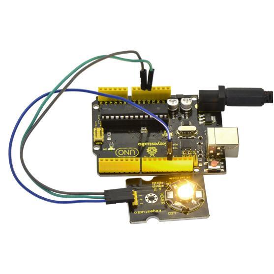 KEYESTUDIO 3W LED module KS0010, για Arduino   Gadgets - Αξεσουάρ   elabstore.gr