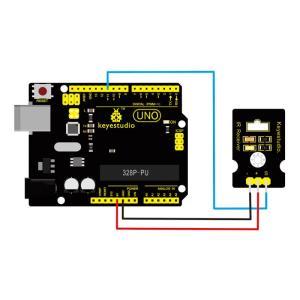KEYESTUDIO digital IR receiver module KS0026, συμβατό με Arduino   Gadgets - Αξεσουάρ   elabstore.gr