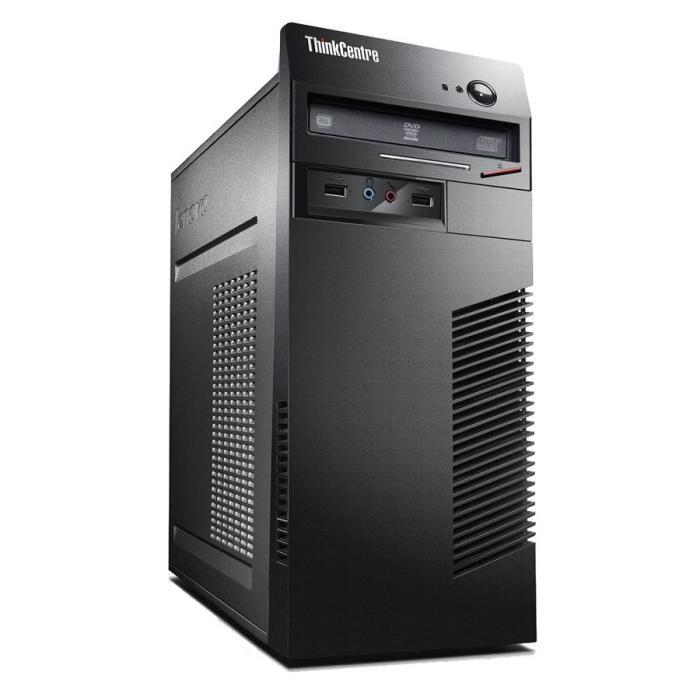 LENOVO PC M73 MT, i5-4570, 4GB, 500GB HDD, DVD-RW, REF SQR   Refurbished PC & Parts   elabstore.gr
