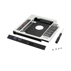 Θήκη σληρού δίσκου HDD (Caddy) για φορητό υπολογιστή 12.7mm RACK-CADDY-HDD12.7 | Περιφερειακά | elabstore.gr