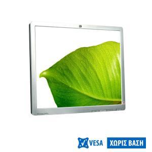 "Used Monitor L1950x TFT/HP/19""/1280x1024/No Stand/Silver/Black/VGA & DVI-D | Refurbished | elabstore.gr"