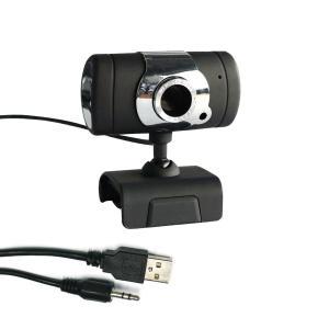 USB Webcam w/microphone 480P X07 | Περιφερειακά | elabstore.gr