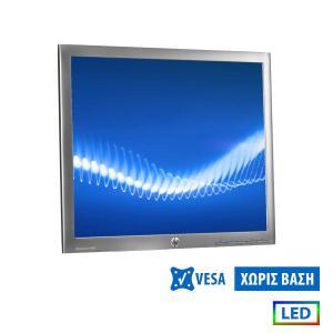 "Used Monitor E190i LED/HP/19""/1280x1024/Black/Silver/No Stand/VGA & DVI-D & DP& USB HUB | Refurbished | elabstore.gr"