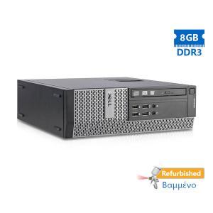 Dell 9020 SFF  i7-4770/8GB DDR3/500GB/DVD/8H Grade A+ Refurbished PC   Refurbished   elabstore.gr