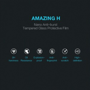 NILLKIN tempered glass Amazing Η για Samsung Galaxy A72 4G/A72 5G | Αξεσουάρ κινητών | elabstore.gr