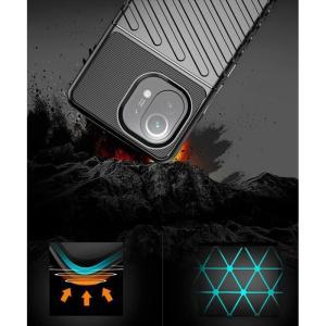 POWERTECH Θήκη Thunder MOB-1636 για iPhone 12 Pro Max, μαύρη | Αξεσουάρ κινητών | elabstore.gr