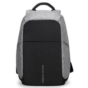 "MARK RYDEN τσάντα πλάτης MR5815, με θήκη laptop 15.6"", γκρι   Οικιακές & Προσωπικές Συσκευές   elabstore.gr"