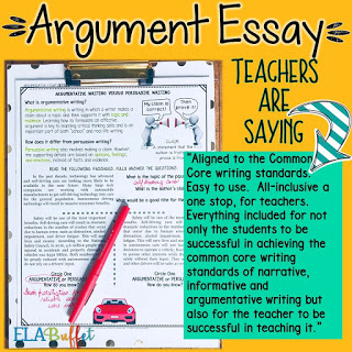 Argument writing is best taught using a writer's workshop approach. Find out how it can be used in the middle school classroom.