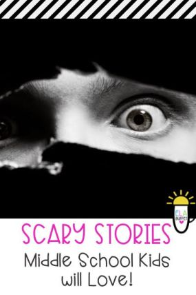 Scary Short Stories for Middle School Students - ELA Buffet