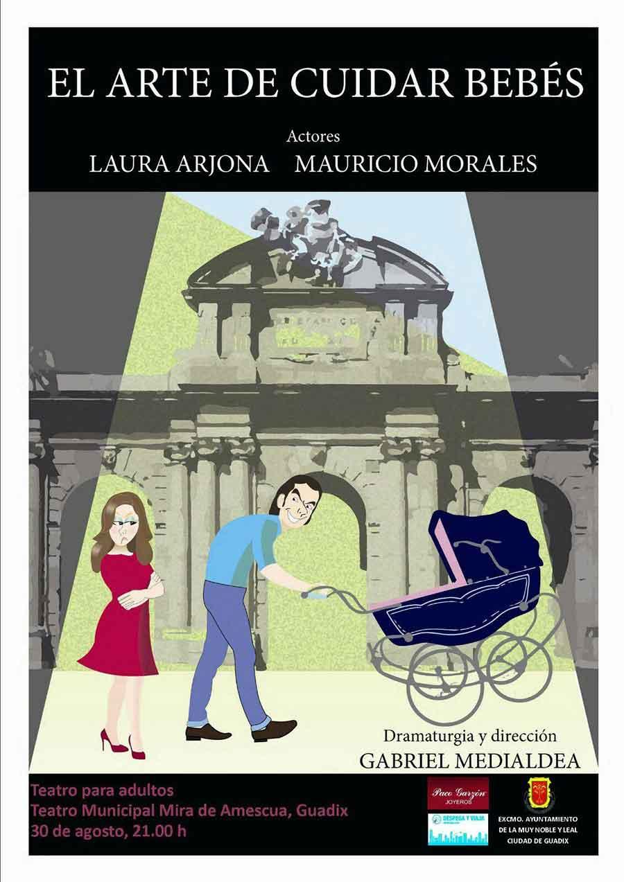 Teatro: El arte de cuidar bebés