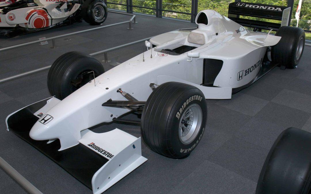 Honda RA099 (Parte I)