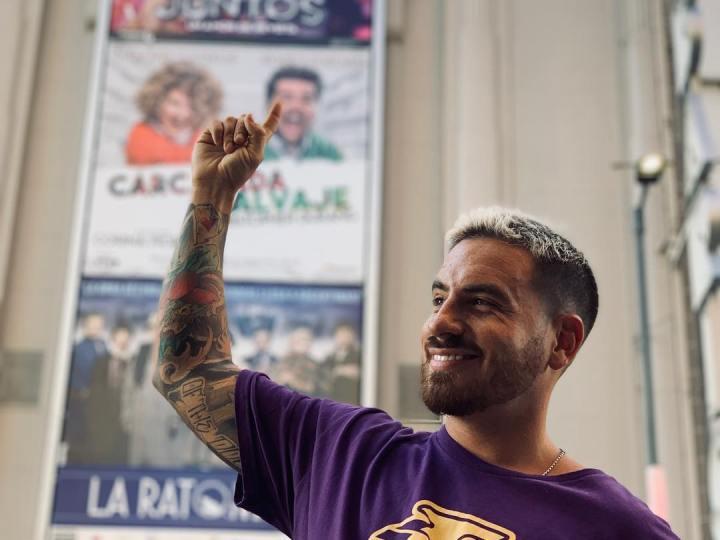 Fede Bal le contestó a Luis Ventura