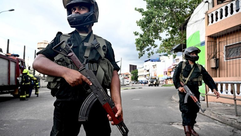 Nueva ola de muertes tras un operativo contra yihadistas en Sri Lanka
