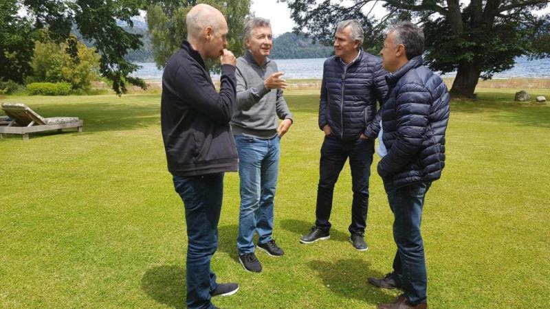 Rumbo a octubre: Macri recibe a los gobernadores de Cambiemos