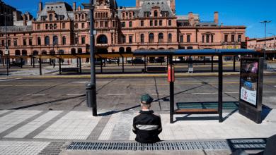 Photo of Paro nacional: el Gobierno reforzó la seguridad