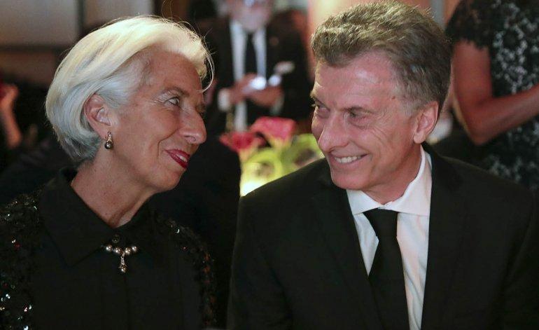 Las justificaciones de Lagarde para otorgar el préstamo más grande del FMI