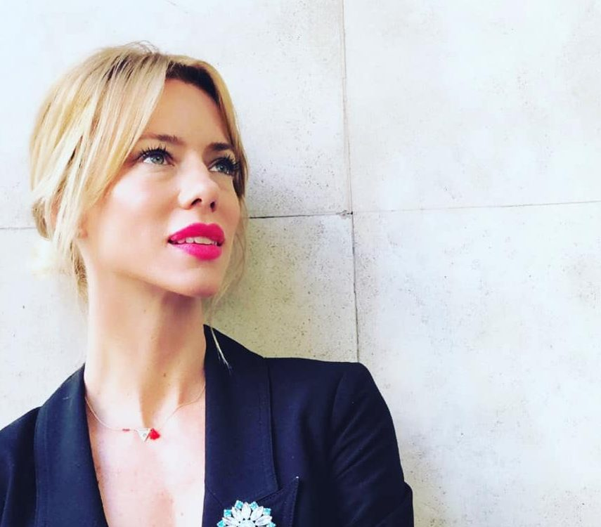 Nicole Neumann tildó a Fabián Cubero de «pavote»