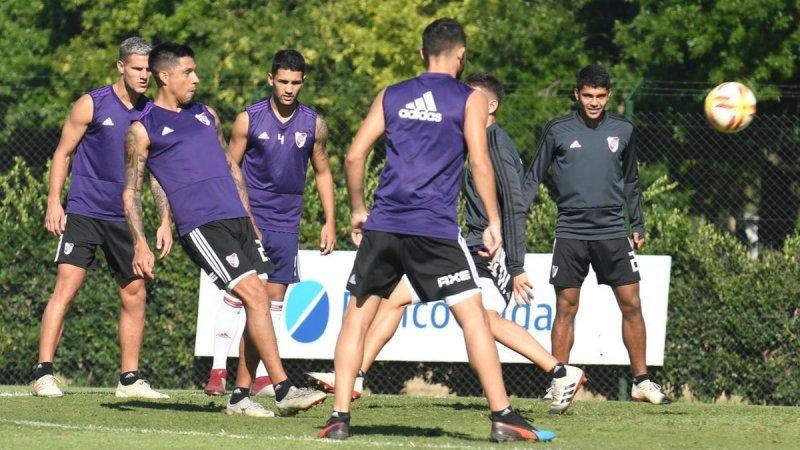 ¿Cómo formaría River Plate ante Atlético Tucumán?