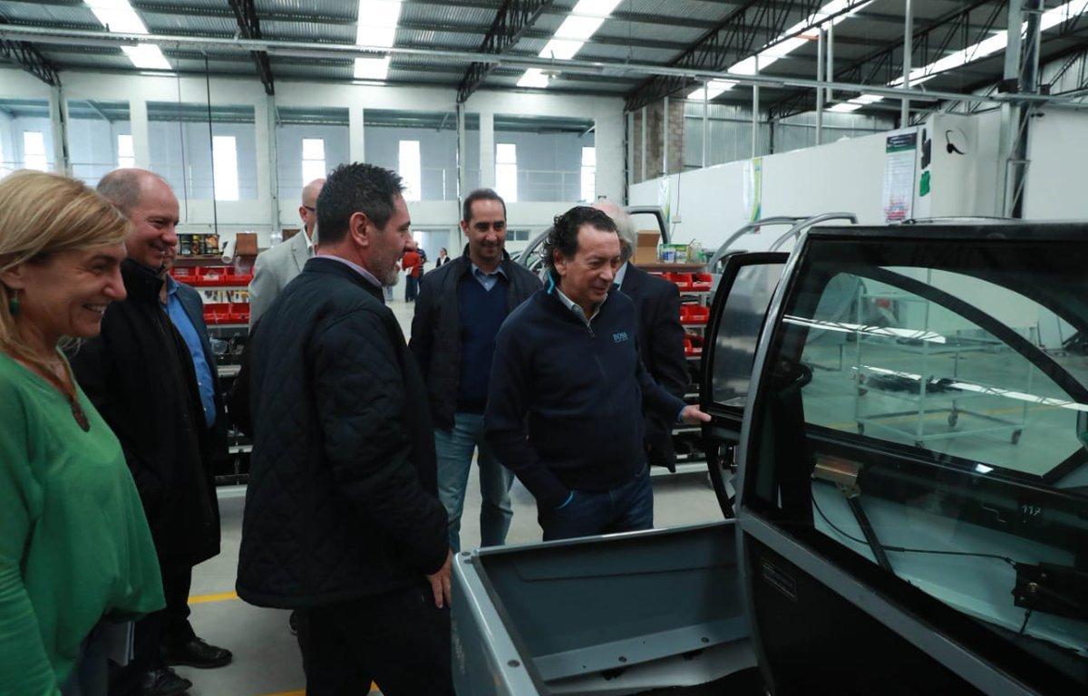 El Gobierno reduce la carga impositiva para automotrices exportadoras