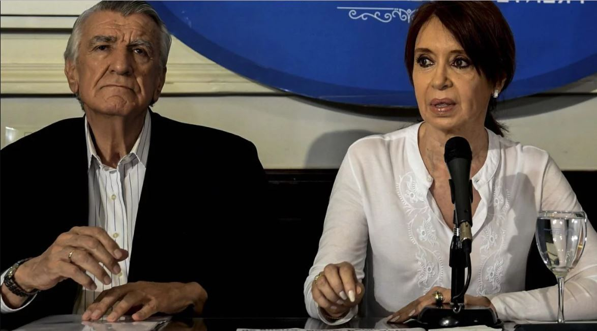 Gioja en contra del Gobierno y a favor de CFK
