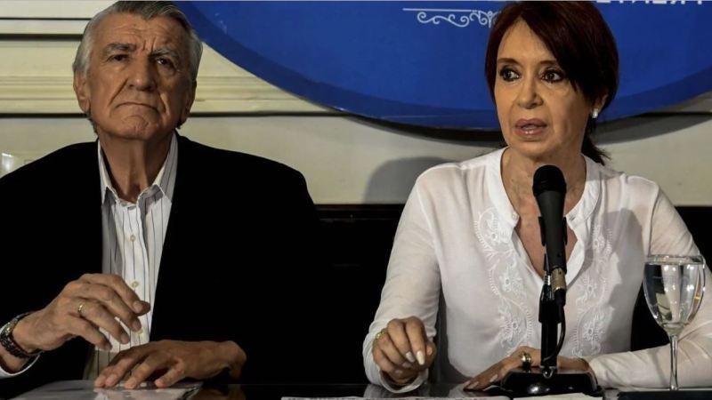 «El adversario nuestro está en la Casa Rosada», expresó Gioja